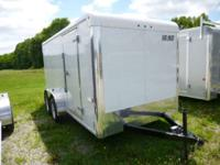 2014 Car Mate Trailers 7 x 14 HD Sportster CM714EC-HD