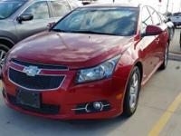 This 2014 Chevrolet Cruze 1LT is proudly offered by