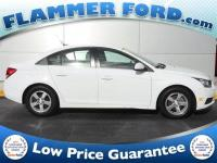 2014 Chevrolet Cruze Summit White **CLEAN AUTOCHECK