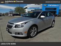 You can find this 2014 Chevrolet Cruze LTZ and many