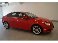 Exterior Color: red, Body: Sedan, Engine: 1.4L I4 16V
