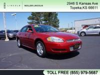 This 2014 Chevrolet Impala Limited LT is a steal, with