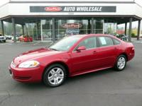 Look at this 2014 Chevrolet Impala Limited LT. Its