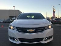 Check out this gently-used 2014 Chevrolet Impala we