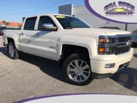 Rhis well equipped 2014 Chevrolet Silverado 1500 High