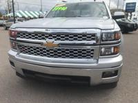 Options:  2014 Chevrolet Silverado 1500 Lt|Lt|2Wd