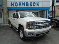 The used 2014 Chevrolet Silverado 1500 in Forest City,