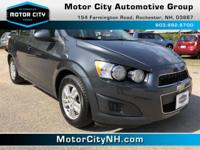This is one great Chevrolet Sonic.  Are you interested