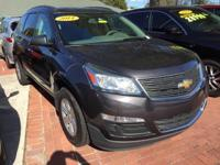 2014 Chevrolet Traverse LS ** 4 Door Luxury SUV **