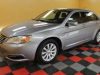 This 2014 Chrysler 200 Touring is proudly offered by