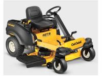 2014 Cub Cadet RZT S 46 ZERO TURN WITH A STEERING