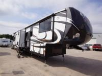 Year: 2014 Condition: New The Cyclone 4100 5th Wheel