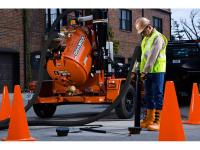2014 Ditch Witch FX20 FX20 VACUUM the FX20 vacuum