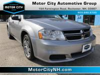 This is one great Dodge Avenger.  This dependable