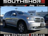 CARFAX One-Owner. Clean CARFAX. 2014 Dodge Durango