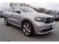This 2014 Dodge Durango R/T is offered to you for sale