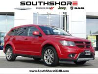 CARFAX One-Owner. 2014 Dodge Journey R/T Red Line AWD.