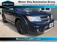 This is one great Dodge Journey.  SAVE AT THE PUMP!!!