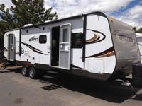 2014 Evo CSJT2850 TRAVEL TRAILER 28 FOOT TRAVEL TRAILER