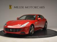 This is a Ferrari, FF for sale by Miller Motorcars. The
