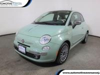 Just arrived is this courageous, NONSMOKER 2014 FIAT