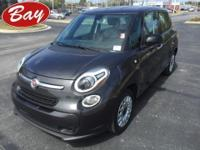This 2014 FIAT 500L Pop is proudly offered by Bay