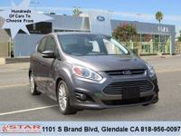This outstanding example of a 2014 Ford C max Energi