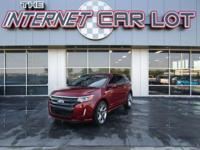 This 2014 Ford Edge 4dr Sport features a 3.7L V6