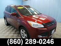 2014 Ford Escape SE Sunset 6-Speed Automatic EcoBoost