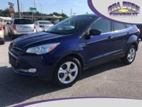 Clean 2014 Escape SE with only 29k miles!  It is nicely