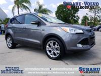 WELL MAINTAINED 2014 FORD ESCAPE TITANIUM FWD**CLEAN
