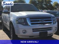 CARFAX One-Owner. Clean CARFAX. Oxford White 2014 Ford