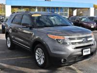 This 2014 Ford Explorer XLT is offered to you for sale
