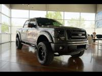Options:  2014 Ford F-150 Fx4|Our 2014 Ford F150 Fx4