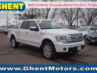 Nav System, Heated/Cooled Leather Seats, Back-Up