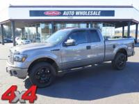 From home to the job site, this Gray 2014 Ford F-150