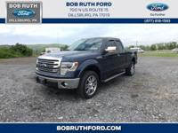 This four wheel drive used 2014 Ford F-150 Lariat