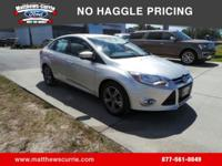 Certified. ***** This 2014 Ford Focus SE in Ingot