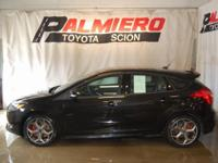 New Price! This 2014 Ford Focus ST in Tuxedo Black
