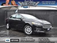 -GREAT FUEL ECONOMY- This 2014 Ford Fusion SE is value