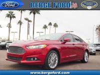 It doesn't get much better than this 2014 Ford Fusion
