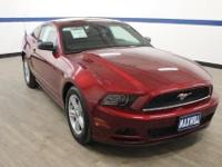 This 2014 Ford Mustang V6 is proudly offered by Maxwell
