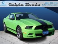 2014 Ford MUSTANG 2dr Car V6 Our Location is: Galpin