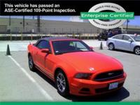 2014 Ford Mustang 2dr Conv V6 Our Location is: