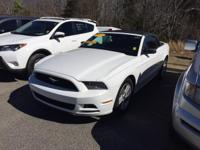 This outstanding example of a 2014 Ford Mustang 2dr