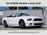 You can find this 2014 Ford Mustang V6 Premium and many