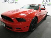 This 2014 Ford Mustang V6 is offered to you for sale by