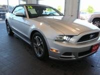 Options:  2014 Ford Mustang