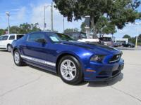 2014 Ford Mustang ** 2D Coupe ** Rally Rocker Stripes