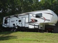 2014 Forest River XLR Thunderbolt Toy Hauler Length